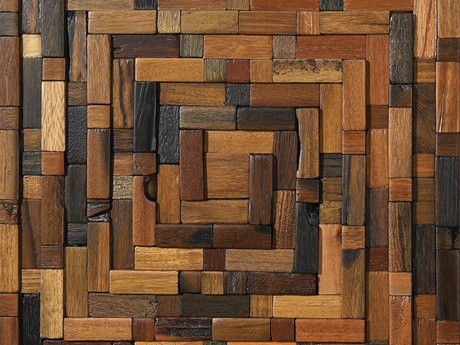 Recycled wood wall coverings for the home pinterest for Recycled wall