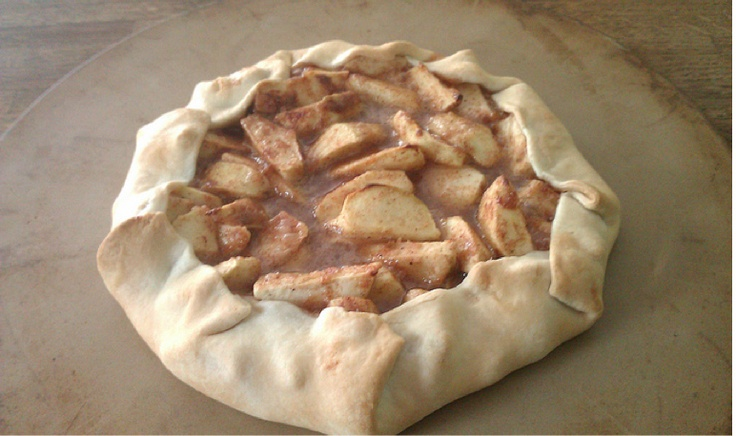 Rustic Apple Pie | Sweet Treats | Pinterest