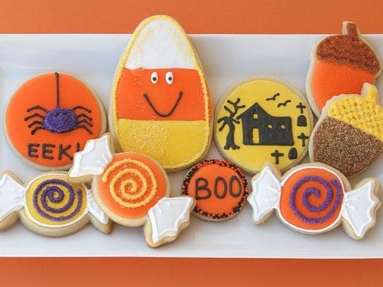40 Halloween Cookie Ideas | Halloween | Pinterest