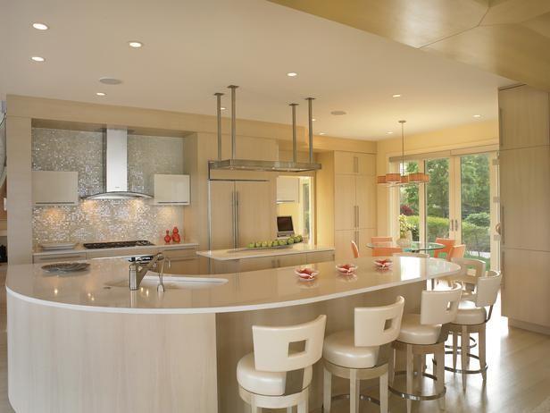 Sleek modern kitchens - Sleek kitchen designs ...
