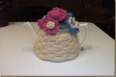 By Number 19 – Tea Cozy Crochet Pattern