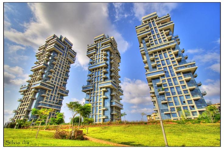Modern Bricks by Silvioi on Flickr