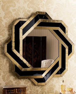 "horchow ""knot"" mirror"
