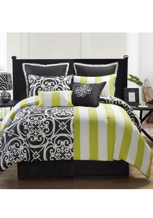Blissliving Home Toko Three Piece Coverlet Set Bed