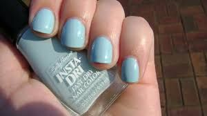 Sally Hansen Insta-dri in 425 Blue AwaySally Hansen Insta Dri Blue Away