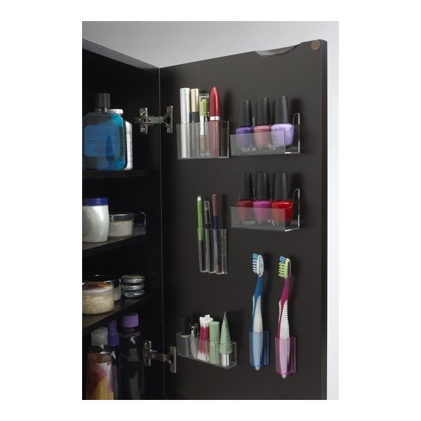 10 Small Space Storage Solutions For The Bathroom Apartment Therapy Rachael Edwards