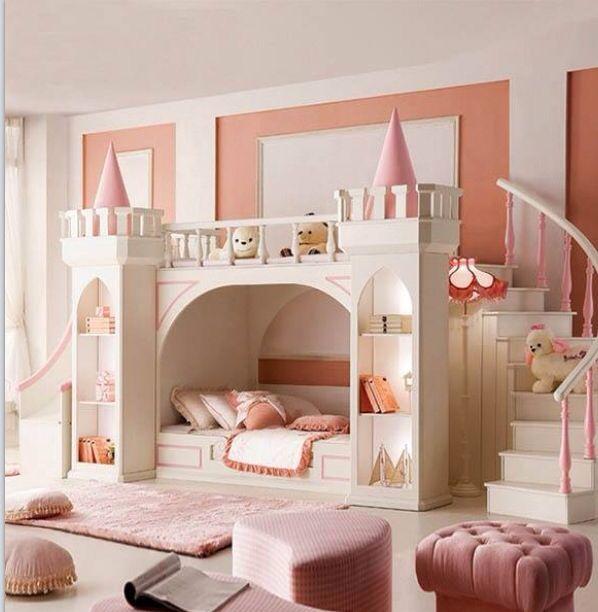 Princess Castle Bunk Bed Home Sweet Home Improvement