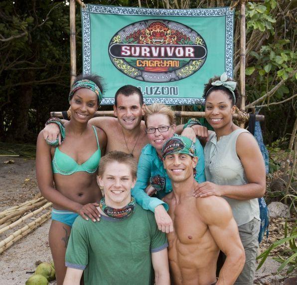 2014 Survivor Cast Members