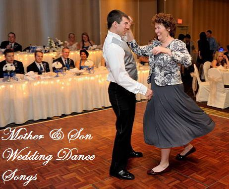 Mother Son song choices for a wedding