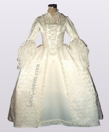 17th century wedding dresses addicted to history pinterest for 17th century wedding dresses
