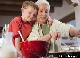 essays about grandparents
