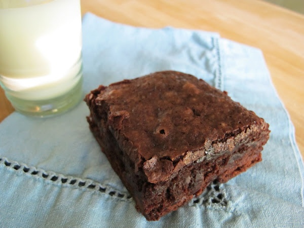 Truffle Brownies | food | Pinterest