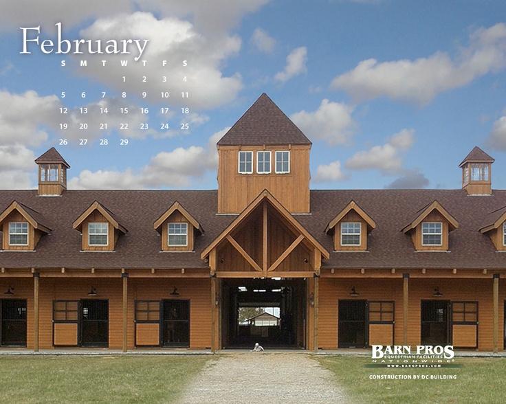 Horse Barn With Apartment Horse Barn Horse Barns Pinterest