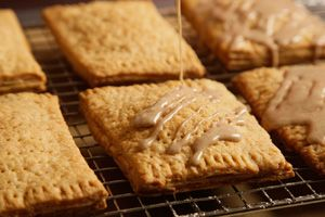 ... These made me think of you!! Homemade Brown Sugar Cinnamon Pop Tarts