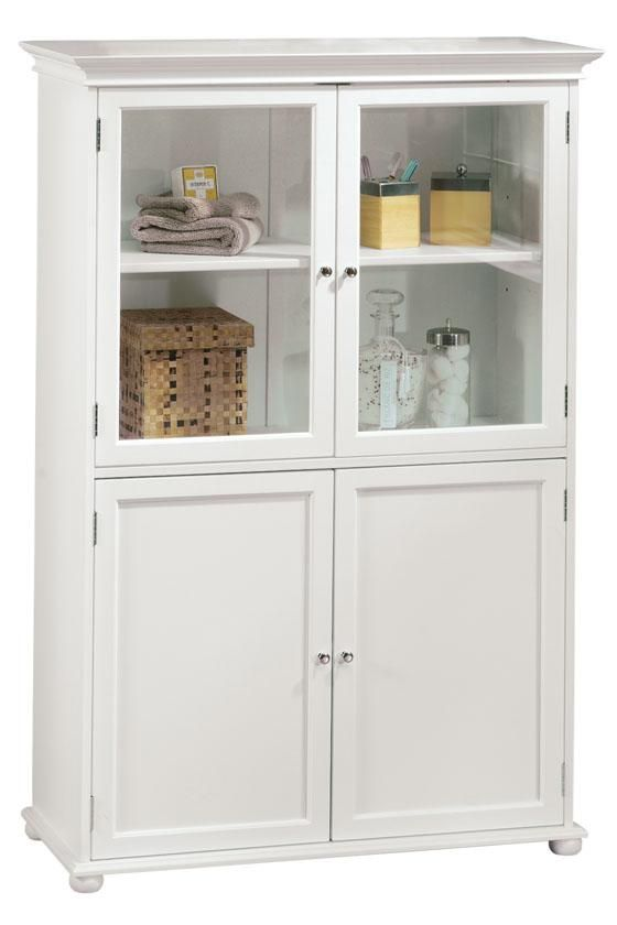 Hampton Bay 36 W Four Door Tall Cabinet For The Home Pinterest