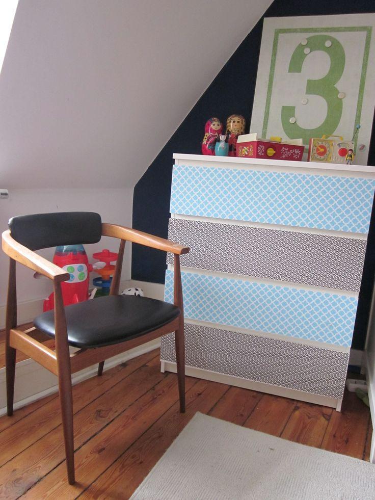 Transformar Cómoda Malm Ikea DIY Pinterest