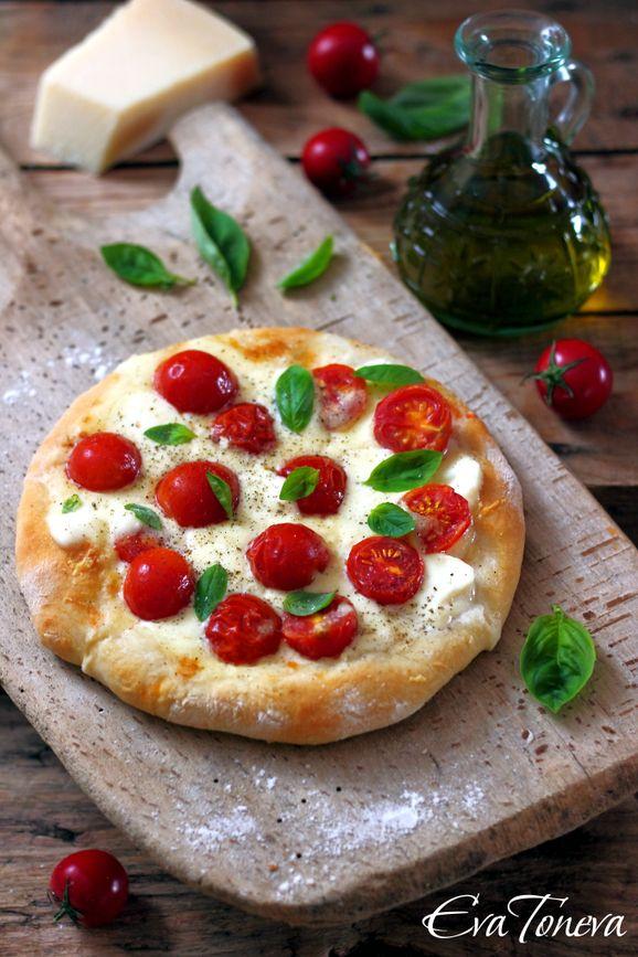 RECIPE - Pizza Margherita | Margarita Moments ..... Food & Drink | P ...