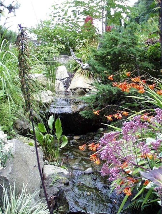 Pretty Yard Garden Decorating Ideas Pinterest