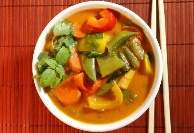 Thai Red Curry: Best Vegetarian Recipes | Good Eats | Asian | Pinter ...