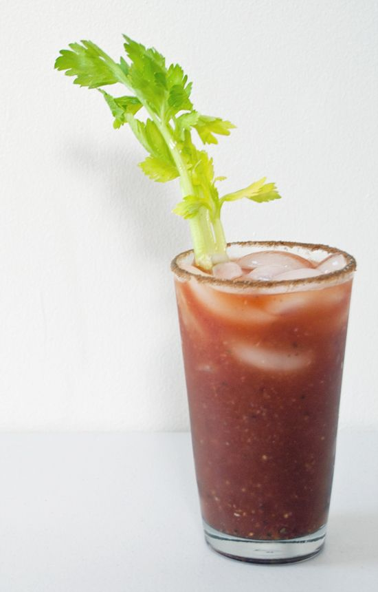 Balsamic Bloody Mary. Yes, please. From @POPSUGAR