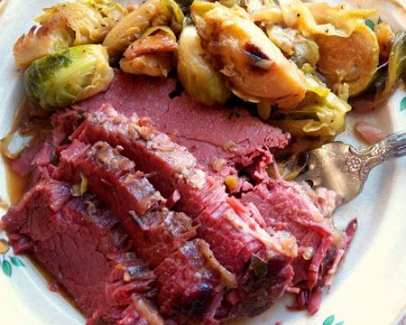 Homemade Corned Beef: Yes I found one that gives instruction on how to ...