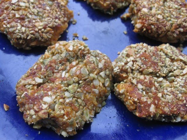 Vegan Mommy Chef: Inside-Out Sweet Potato Pie Fritters