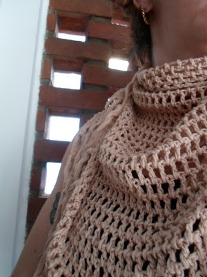 Sweet November Shawl Free pattern Crochet to wear ...