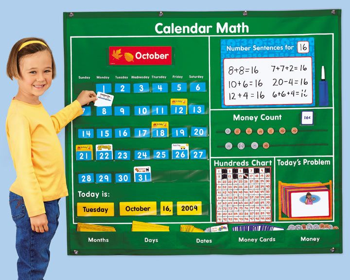Calendar Ideas For Elementary : Elementary calendar math center classroom ideas pinterest