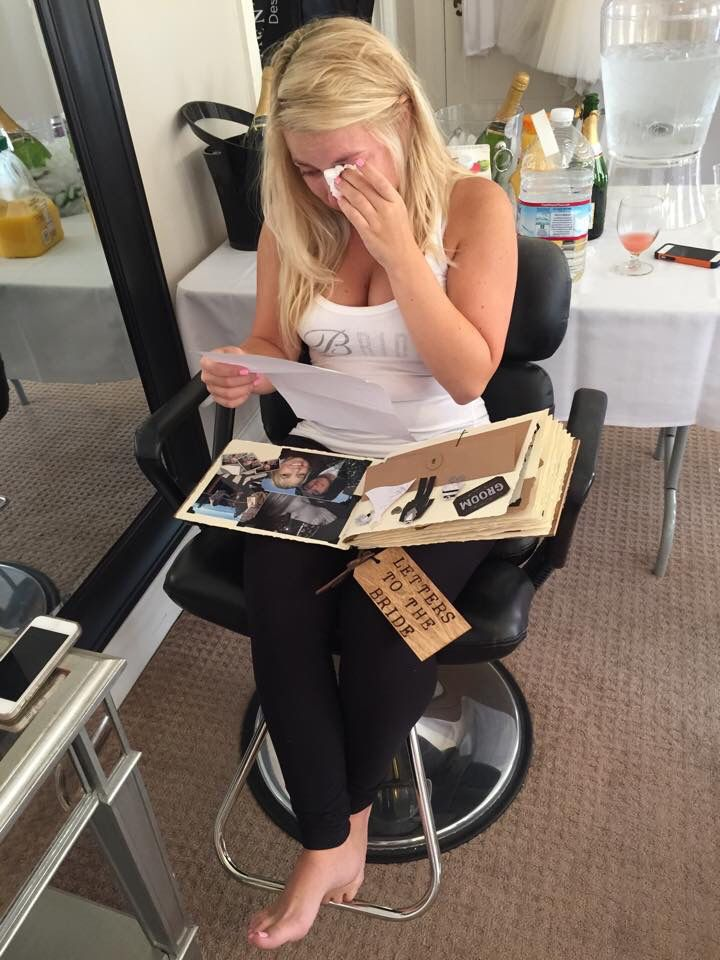 Letter To The Bride On Her Wedding Day From Bridesmaid Ibov
