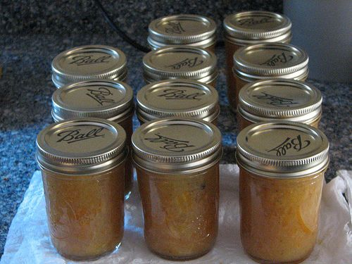 Meyer Lemon and Vanilla Bean Marmalade | This N That (mostly foods ...