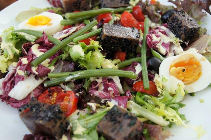 ... mexican tuna salad recipe mom s dish tuna salad ranch tuna cobb salad