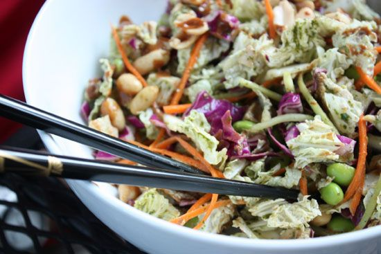 CPK Thai Crunch Salad