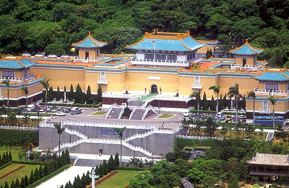 D Art Exhibition Taipei : National palace museum taipei taiwan fabulous