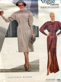 Vintage Sewing Patterns - Collector Information