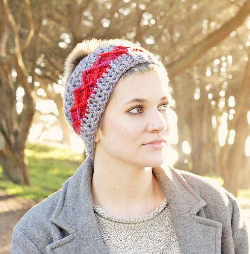 Free Crochet Patterns For Wide Headbands : Free Crochet Headband Patterns