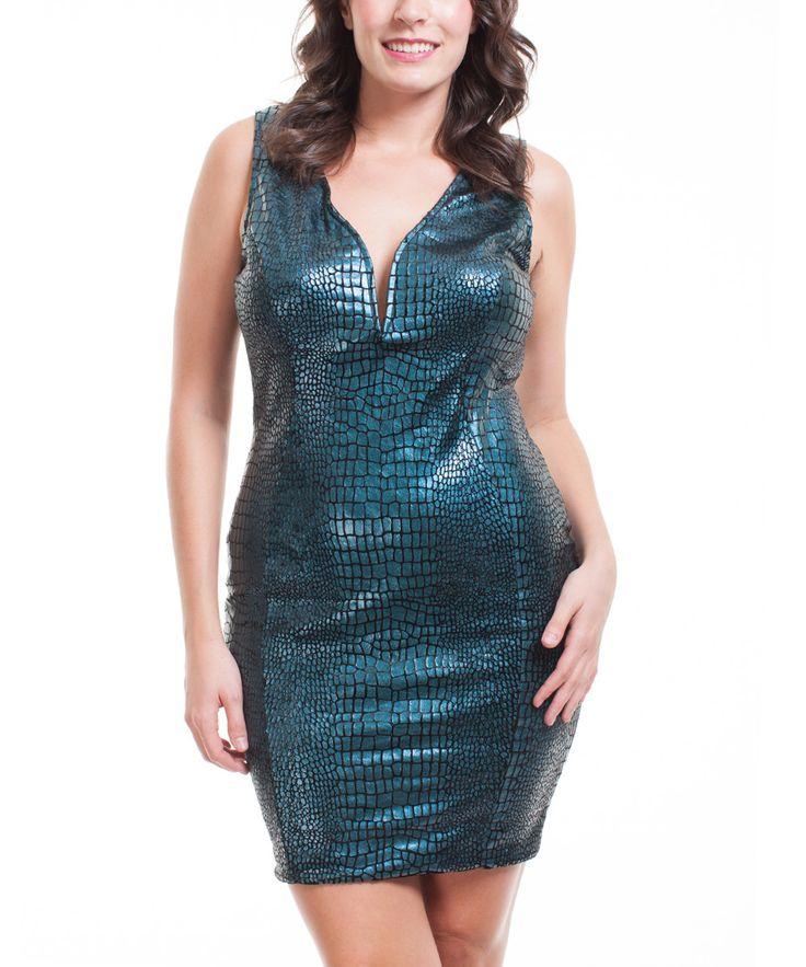 plus size dresses zebra print
