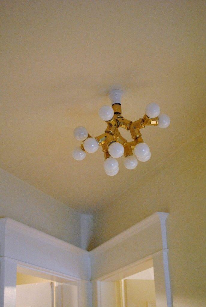 branch light fixture diy branch light fixtures how to 39 s and tuts