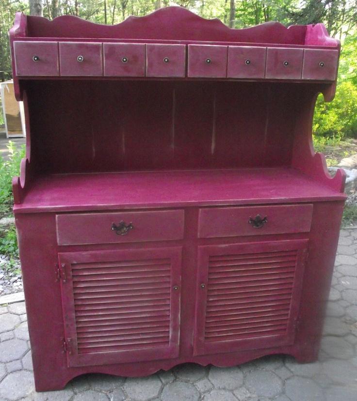 Shabby chic purple  Paint My Wagon  Pinterest