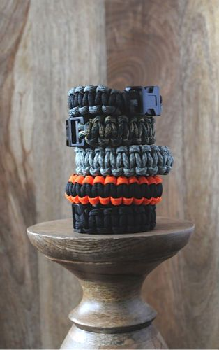 paracord bracelets for my son