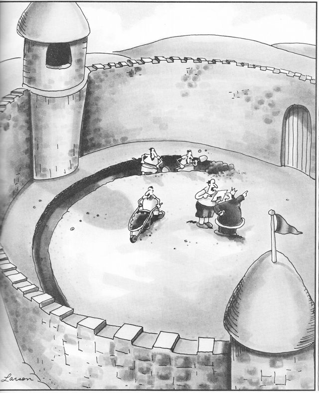 Gary Larson Cartoon