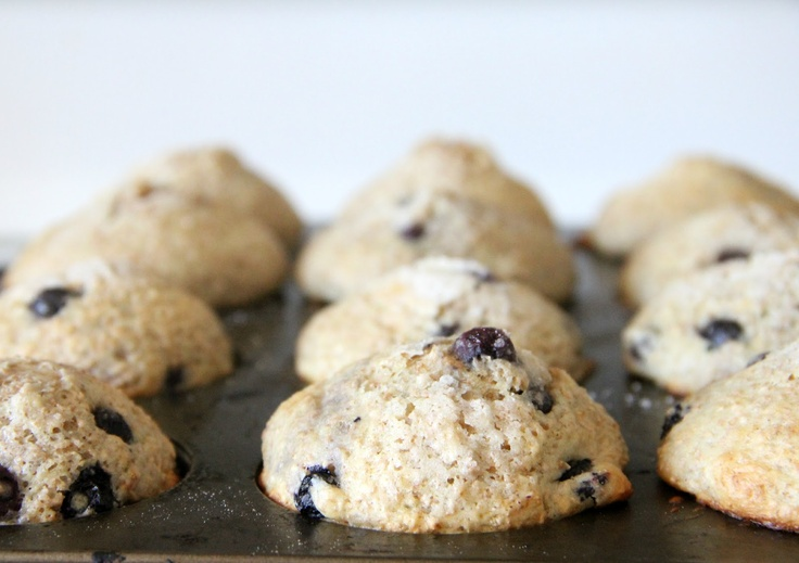 Blueberry Buttermilk Muffins | Breakfast | Pinterest
