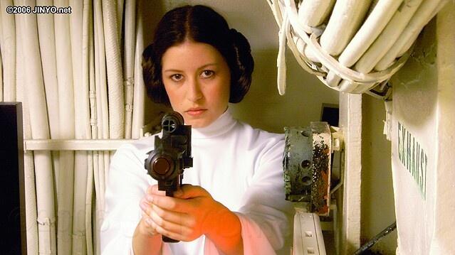 hands up scum! | Star Wars Obsession | Pinterest: http://pinterest.com/pin/273030796129587078/