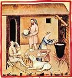 05 - La historia de los quesos es una de las más impresionantes en el colorido y fantasía del mito, la leyenda y la tradición.