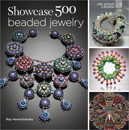 Review and Giveaway - Showcase 500 beaded jewelry.