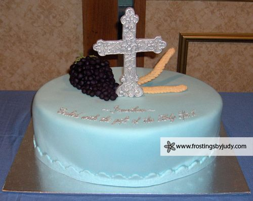 Confirmation Cake Cake decorating ideas Pinterest