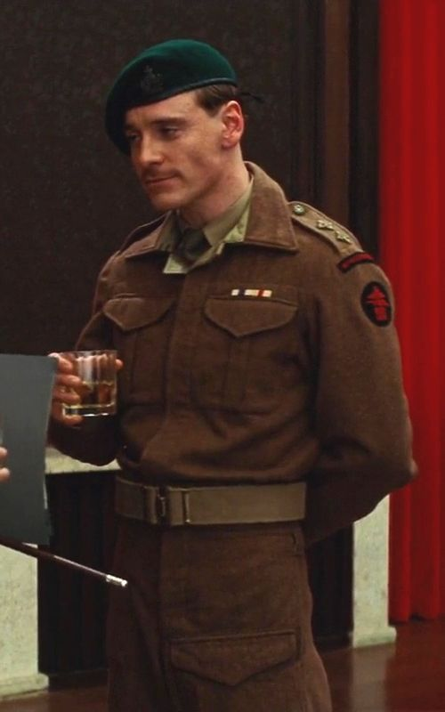 Inglourious Basterds L... Michael Fassbender