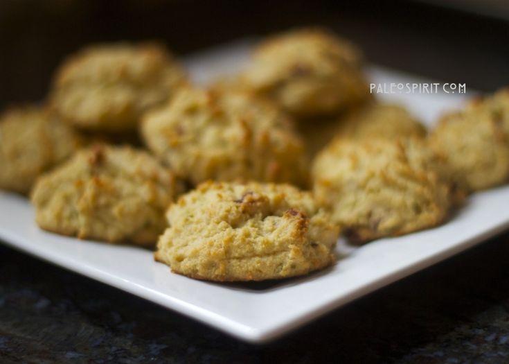 Coconut flour paleo biscuits | Paleo/Primal Breads, Biscuits & Cracke ...