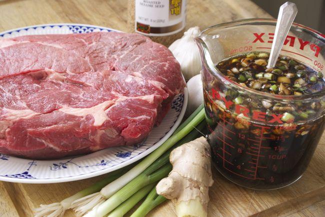 korean kalbi | Cooking - veggies | Pinterest