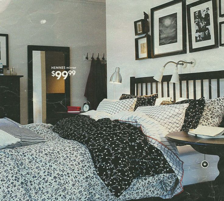 black and white bedroom there 39 s no place like home