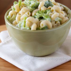 Broccoli and White Cheddar Mac & Cheese | The Craving Chronicles Use ...